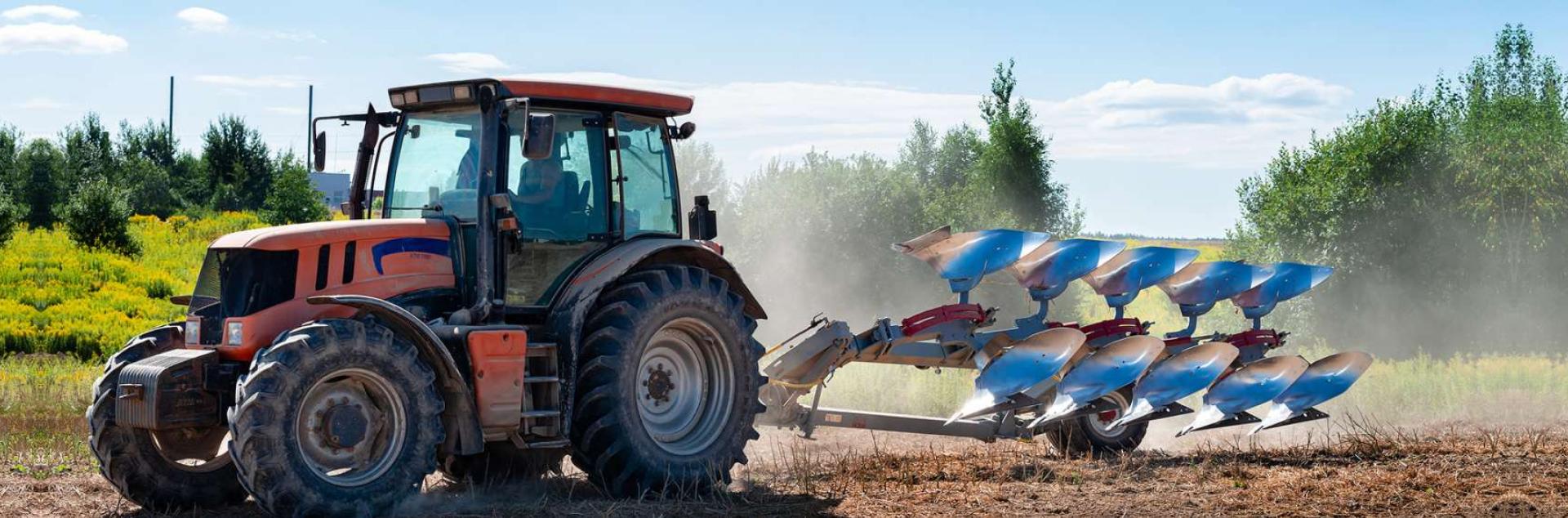 Производство сельскохозяйственных плугов срессорной ипневмогидравлической защитой