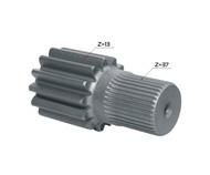 Вал-шестерня У2210-20Н-2-05-022