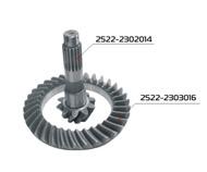 Комплект шестерен 2522-2402030