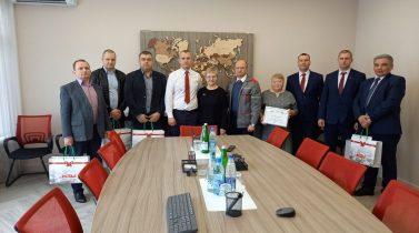 69-ая годовщина Дня основания открытого акционерного общества «Минский завод шестерен».