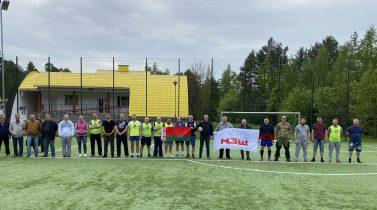 Товарищеский турнир по мини-футболу ОАО «МЗШ»