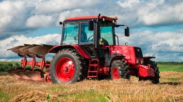 Зубчатые валы и шестерни для тракторов